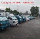 Cần bán xe tải KIA 1 tấn nâng tải 1.9 tấn đủ các loại thùng hỗ trợ trả góp, sẵn xe giao ngay, giá tốt giá 330 triệu tại Hà Nội