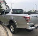 Bán Mitsubishi Triton 4x2 MT sản xuất 2017, màu bạc, xe nhập, số sàn giá 450 triệu tại Hà Nội