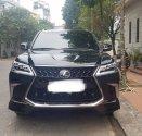 Bán xe Lexus LX 570 MBS đời 2019, màu đen, nhập khẩu chính hãng giá 9 tỷ 900 tr tại Hà Nội