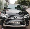 Bán ô tô Lexus LX 570 đời 2016, màu đen, nhập khẩu giá 6 tỷ 550 tr tại Hà Nội
