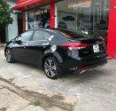 Bán Kia Cerato 1.6 AT năm 2018, màu đen, giá chỉ 545 triệu giá 545 triệu tại Quảng Bình