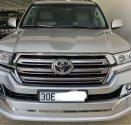 Bán Toyota Land Cruise 4.6,màu bạc 2016,Hóa đơn VAT 1,7 tỷ ,xe siêu mới ,biển Hà Nội. giá 3 tỷ 190 tr tại Hà Nội