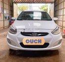 Xe Hyundai Accent sản xuất năm 2014, màu trắng số sàn giá 354 triệu tại Gia Lai