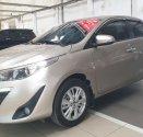 Bán Toyota Vios 1.5G AT sản xuất 2019, màu vàng số tự động, giá chỉ 569 triệu giá 569 triệu tại Tp.HCM