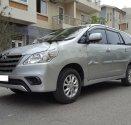 Bán Toyota Innova MT sản xuất 2014, màu bạc số sàn giá 496 triệu tại Tp.HCM