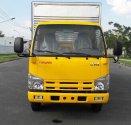 Xe tải 1.9T Isuzu thùng 6m2, hỗ trợ trả góp toàn quốc, đưa trước 145 triệu nhận xe 2019 giá 545 triệu tại Tp.HCM