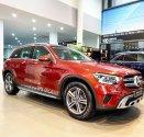 Cần bán lại xe Mercedes GLC200 đời 2020, màu đỏ, như mới giá 1 tỷ 730 tr tại Hà Nội