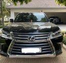 Bán Lexus LX570 ,sản xuất và đăng ký cuối 2017,lăn bánh 4800 km,mới nhất Việt Nam ,còn bảo hành tại hãng. giá 7 tỷ 350 tr tại Hà Nội