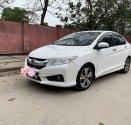 Cần bán gấp Honda City đời 2015, màu trắng  giá 420 triệu tại Hà Nội