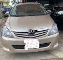 Cần bán xe Toyota Innova đời 2010, màu bạc, giá tốt giá 339 triệu tại Thái Bình