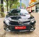 Cần bán Toyota Camry năm 2018, màu đen, số tự động giá 1 tỷ 50 tr tại Hà Nội