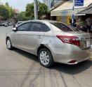 Bán Toyota Vios E năm 2016, màu bạc xe gia đình giá 385 triệu tại Đắk Lắk