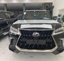 Bán xe Lexus LX 570 MBS, 4 ghế siêu Vip màu đen, sản xuất 2020, xe giao ngay giá 10 tỷ 260 tr tại Hà Nội