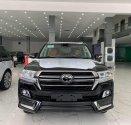 Bán ô tô Toyota Land Cruiser 2020, màu đen, nhập khẩu giá 9 tỷ 360 tr tại Tp.HCM