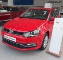 Volkswagen Polo, màu đỏ, nhập khẩu chính hãng tặng lệ phí trước bạ, hỗ trợ trả góp 0%  giá 695 triệu tại Quảng Ninh