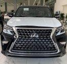 Bán ô tô Lexus GX460 Luxury đời 2020, màu đen, nhập khẩu giá 5 tỷ 980 tr tại Hà Nội