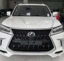 Bán Lexus LX570 Super Sport S siêu lướt, sản xuất và đăng ký 2018, tên tư nhân, biển Hà Nội, lăn bánh 9000 km, mới 99% giá 7 tỷ 980 tr tại Hà Nội