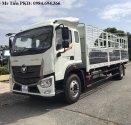 Xe tải Auman C160 máy Cusmin Mỹ 170 PS, đóng các loại thùng lửng, mui bạt, kín mở 4 cửa hông, cánh rơi giá 750 triệu tại Hà Nội