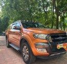 Cần bán Ford Ranger 2017, màu nâu, số tự động, 755 triệu giá 755 triệu tại Hà Nội