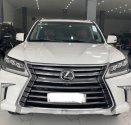 Bán Lexus LX570,sản xuất 2016,lăn bánh 3 vạn Km,5 lốp nguyên bản giá 6 tỷ 320 tr tại Hà Nội