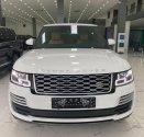 Bán LandRover Range rover Autobiography LWB 3.0 2020, màu trắng, nhập khẩu giá 9 tỷ 900 tr tại Hà Nội