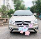 Bán xe Toyota Innova 2.0E đời 2016, màu vàng chính chủ HN. giá 425 triệu tại Hà Nội