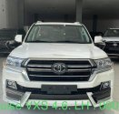 Bán Toyota Land Cruiser VXS 4.6 đời 2021, màu trắng, xe nhập giá 6 tỷ 480 tr tại Hà Nội