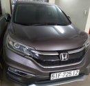 Cần bán lại xe Honda CR V đời 2015, màu xám, như mới giá 690 triệu tại Tp.HCM