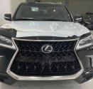 Bán xe Lexus LX 570 Super Sport đời 2020, màu đen, nhập khẩu giá 8 tỷ 960 tr tại Tp.HCM