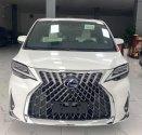 Bán Lexus LM 300H màu trắng 7 chỗ 2021, xe có sẵn giao ngay, giá tốt. giá 6 tỷ 860 tr tại Tp.HCM