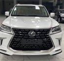 Bán Lexus Lx570 Super Sport 2021, màu trắng, nội thất nâu da bò, xe giao ngay giá 9 tỷ 100 tr tại Tp.HCM