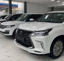 Lexus LX570 Super Sport 2021, mới 100%, xe nhập Dubai, bản cao cấp nhất giá 9 tỷ 100 tr tại Hà Nội