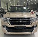 SIÊU HOT. Duy nhất 1 xe màu vàng Toyota Land Cruiser 5.7 VXS 2021 mới 100%, xe giao ngay. giá 8 tỷ 150 tr tại Hà Nội