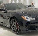 Bán xe Maserati đời 2015, màu đen. Xe sx 2013, đk 2015 nhập Itaty, trang bị động cơ xăng turbo 3.0L, đi đúng 30.000km, x giá 2 tỷ 800 tr tại Tp.HCM