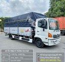 Xe tải Hino FC9JNTC 6T4 thùng bạt 7m2 giá cạnh tranh giá 880 triệu tại Tp.HCM