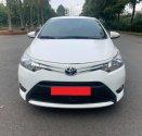 Tôi cần bán Toyota Vios 2018 số sàn, màu Trắng giá 383 triệu tại Tp.HCM