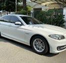 Bán xe BMW 520i màu trắng, sx 2016 như mới giá 1 tỷ 400 tr tại Tp.HCM