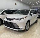 Cần bán xe Toyota Sienna Platinum đời 2021, màu trắng, nhập khẩu nguyên chiếc giá 4 tỷ 130 tr tại Hà Nội