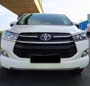 Cần bán xe Toyota Innova 2.0G 2018 màu trắng, xe đẹp đi kĩ chính hãng Toyota Sure giá 750 triệu tại Tp.HCM