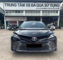Cần bán xe Toyota Camry 2.5Q 2019 màu đen, nhập Thái chính hãng Toyota Sure giá 1 tỷ 250 tr tại Tp.HCM