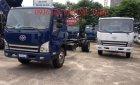 Bán xe tải Faw 7,31 tấn thùng dài 6,25m, cabin Isuzu, máy khỏe khuyến mại lớn