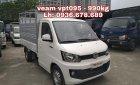 Cần bán xe Veam VPT095 tải trọng 990kg, thùng dài 2m6, giá rẻ