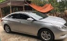 Cần bán gấp Hyundai Sonata 2010, màu bạc, nhập khẩu, 500tr