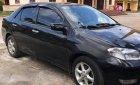 Bán ô tô cũ Toyota Vios 1.5G sản xuất năm 2005, màu đen