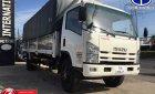 Xe tải ISUZU 8t2 thùng dài 7m thắng hơi, vỏ lớn.