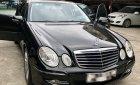 Bán Mercedes E200K đời 2008, màu đen