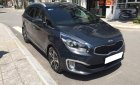 Cần bán lại xe Kia Rondo năm sản xuất 2017, màu xám chính chủ