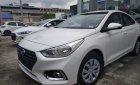 Hyundai Accent 1.4MT base trắng giảm sốc tiền mặt+ Hỗ trợ vào HTX và Grab