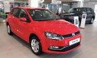 Bán Volkswagen Polo năm 2016, màu đỏ, nhập khẩu