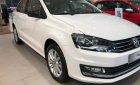 Bán xe Volkswagen Polo GP 1.6 AT năm sản xuất 2017, màu trắng, xe nhập